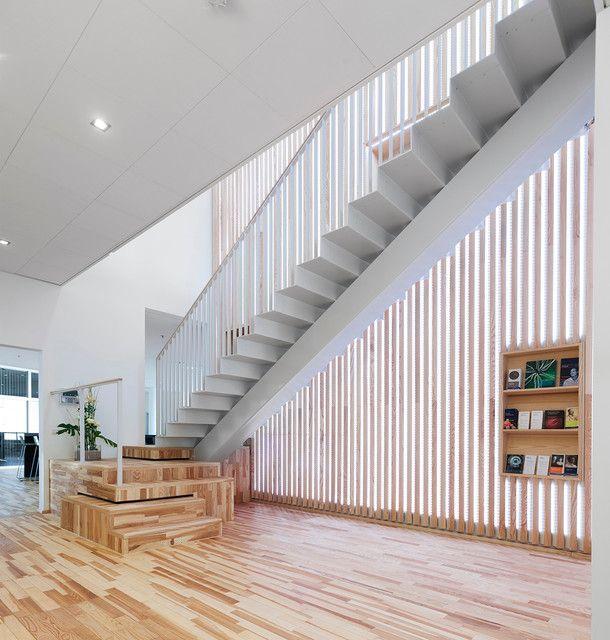 17 Des escaliers contemporains stimulants Votre maison doit avoir - comment organiser son appartement