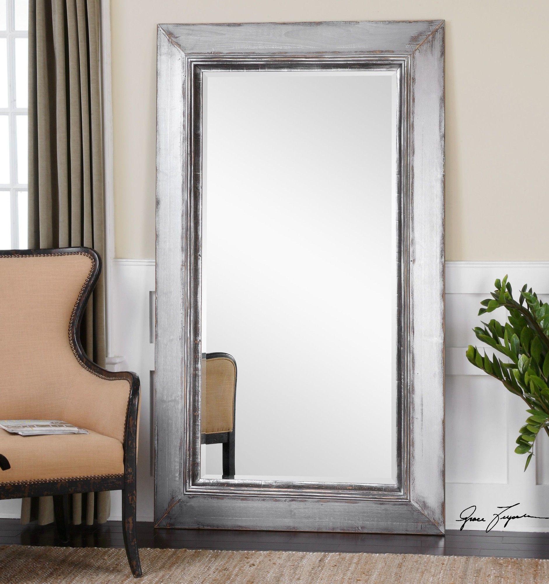 Lucanus Mirror | Wayfair | Apartment Jam | Pinterest | Mirror floor ...