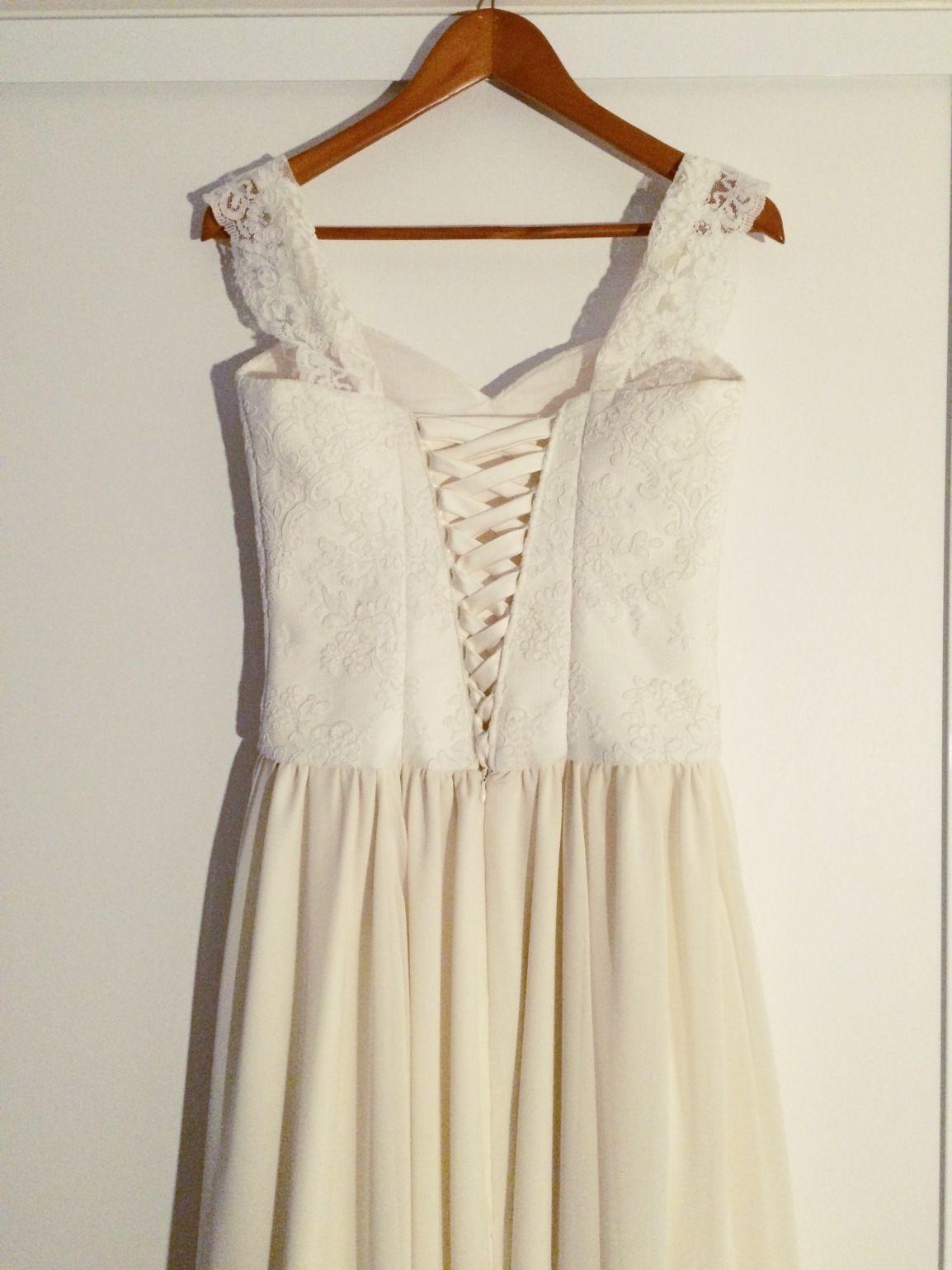 Achievement Unlocked Making My Own Wedding Dress Dresses Sewing Wedding Dress Wedding Dresses