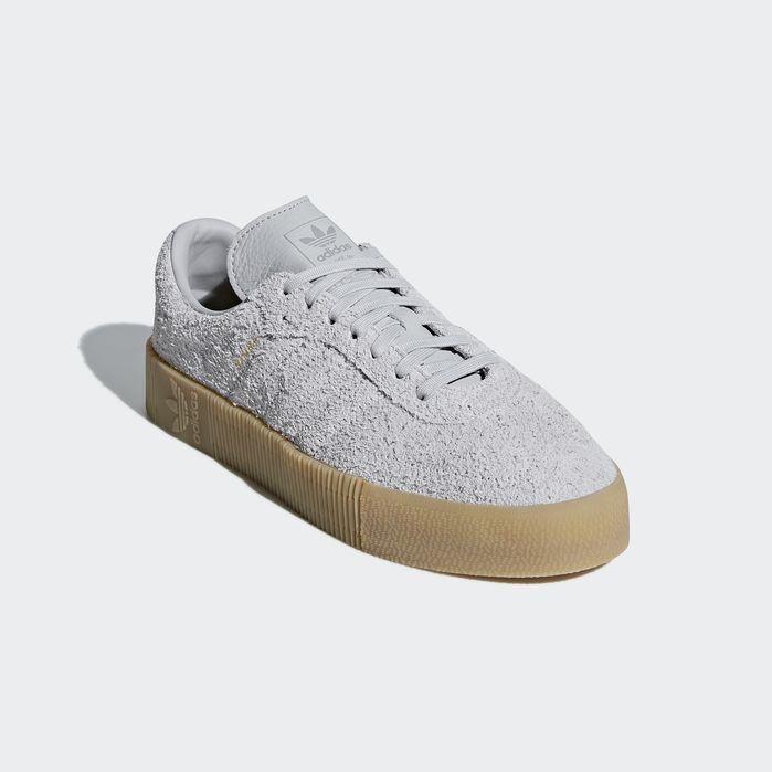 wholesale dealer ac21a eeaff Samba Rose Shoes Grey 10.5 Womens. Find this Pin and more on Adidas ...