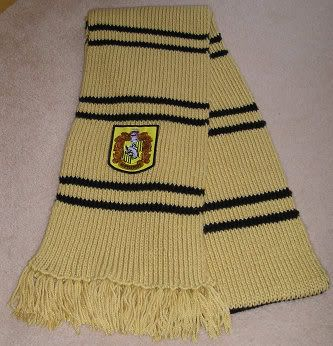 hufflepuff scarf knitting pattern Knit & Crochet Pinterest Knitting...