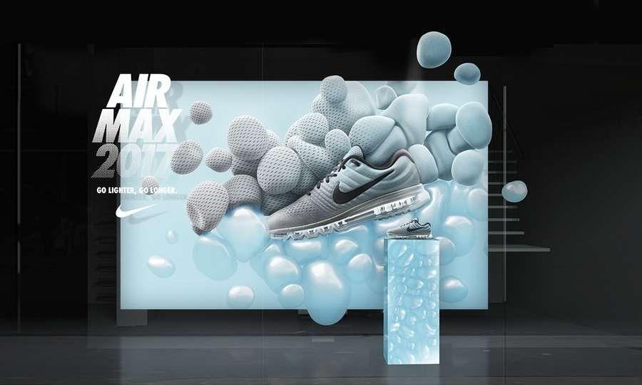 exótico carro tablero  Toda la publicidad para los nuevos tenis Air Max 2017 de Nike | Disenos de  unas, Air max, Campañas de publicidad