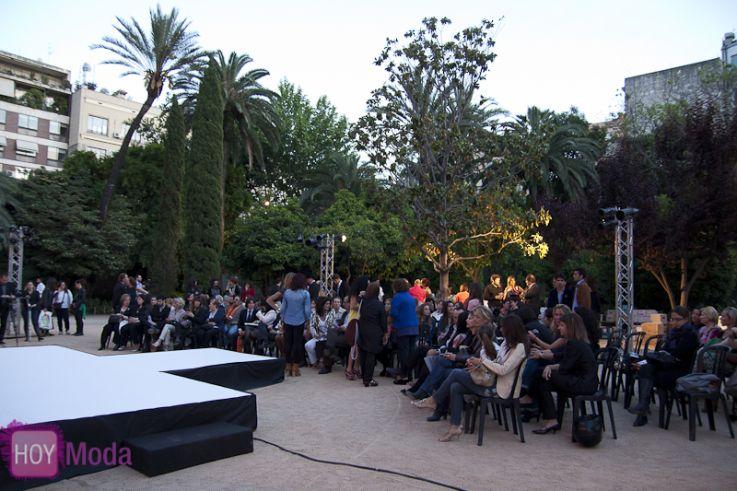 HoyModaTv estuvo en el evento de Entrecosturas Ateliers en el Palau Robert de Barcelona