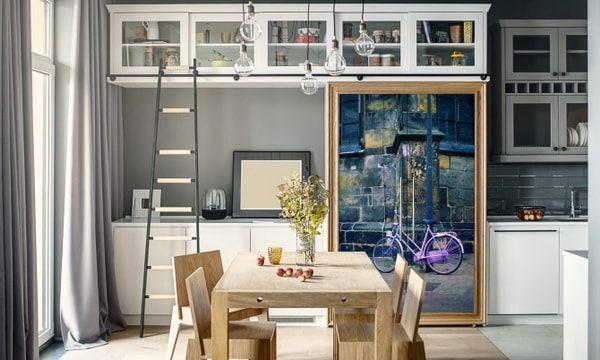Pegatinas Para Muebles De Cocina   Decoracion Con Vinilos Ideas Para Decorar Con Vinilos O Pegatinas