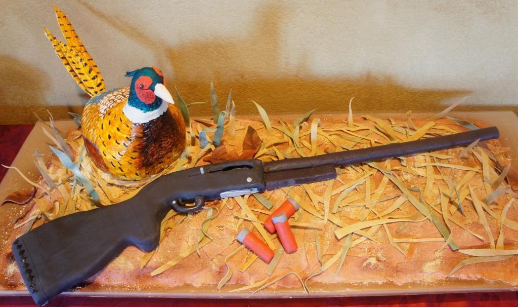 Upland Pheasant Cake - Ultimate Pheasant Hunting Forum ...