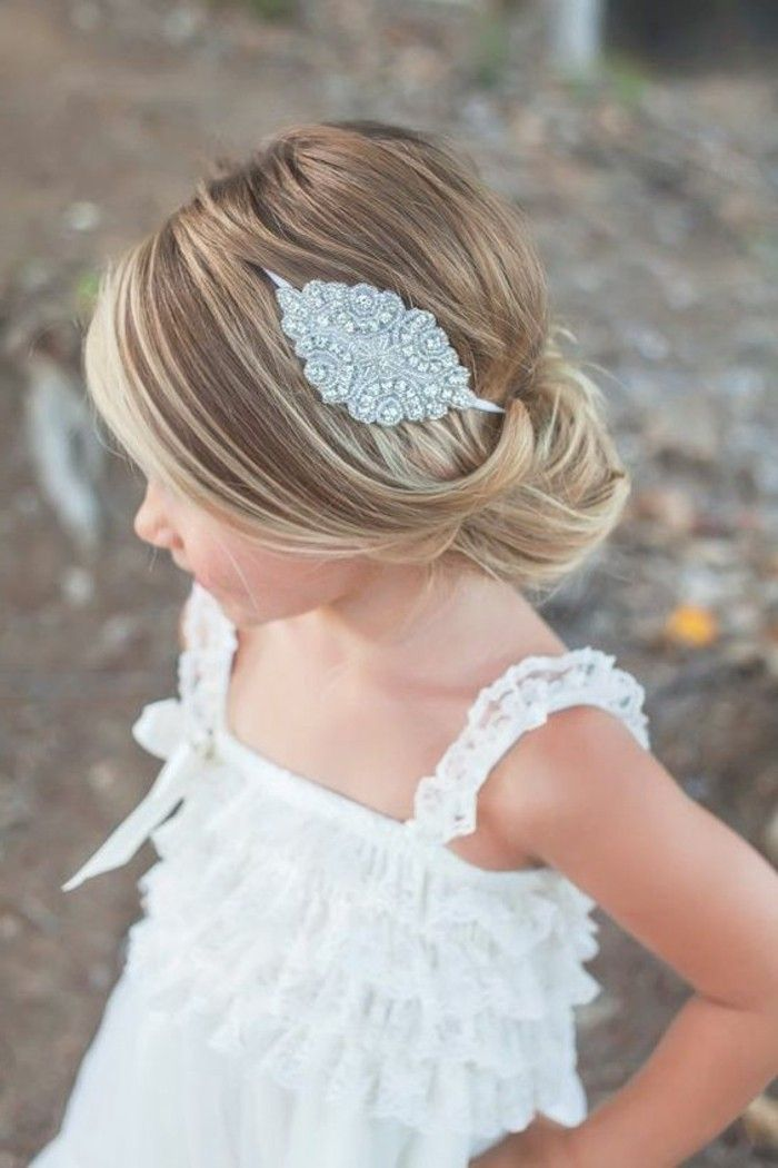 23 Lovely Hairstyles for Little Girls Short haircuts