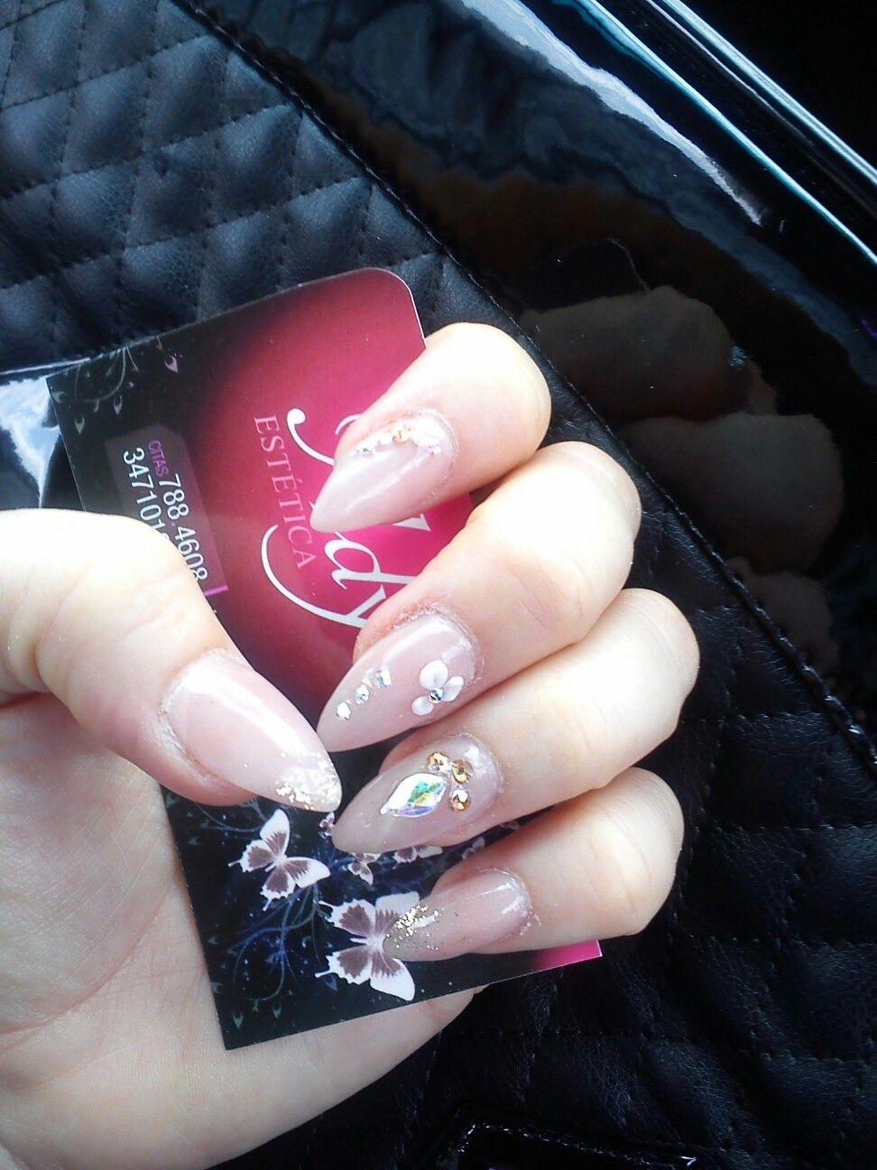 Pin by ady on uñas ady nails Pinterest