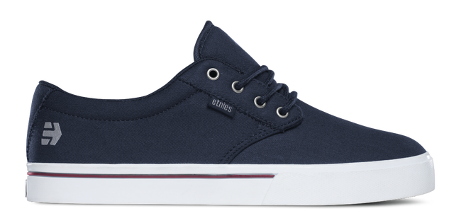 Etnies shoes, Navy and white, Shoe