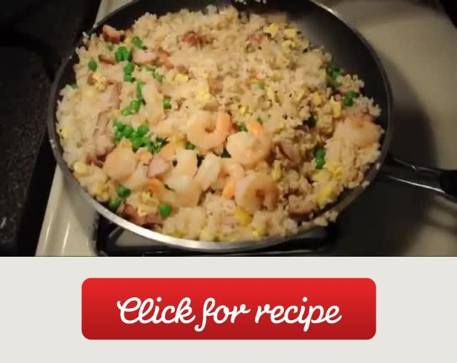 Yang chow fried rice youtube rice and dishes yang chow fried rice ccuart Images