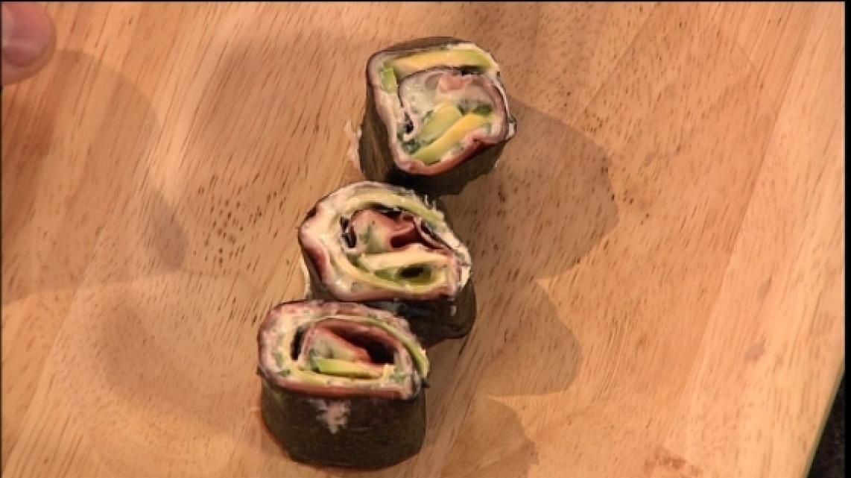 Gandaham sushi   VTM Koken