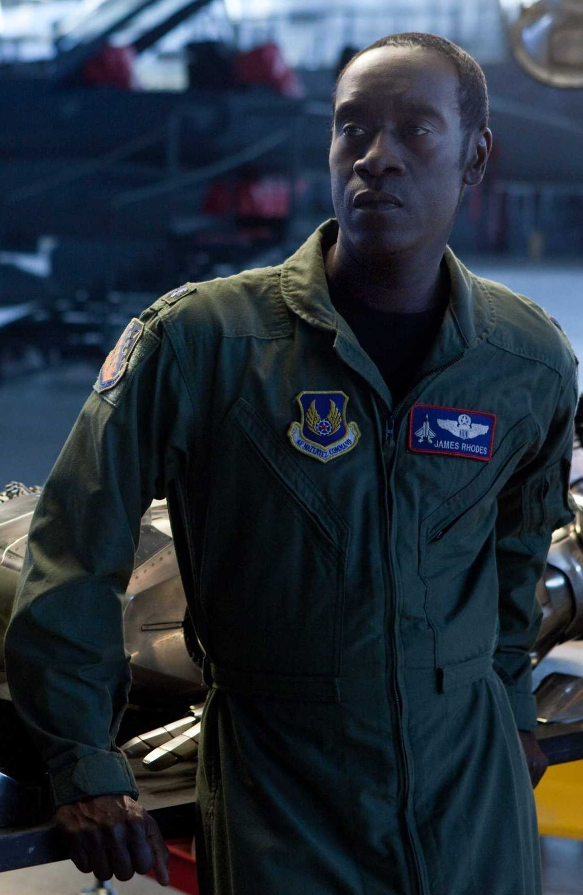 James Rhodes War Machine Don Cheadle In Iron Man 2 2010 Marvel Iron Man Marvel Avengers Characters