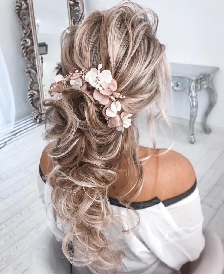 Checking Out All New Followers X Wedding Hair Inspiration Bride Hairstyles Hair Styles