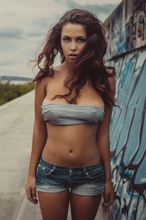 Gap naked sexy hot girl