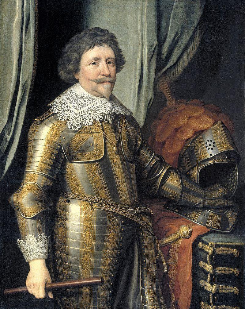 1632-1640 - (workshop of) Mierevelt, Michiel Jansz.  - Frederik Hendrik - Rijksmuseum, Amsterdam
