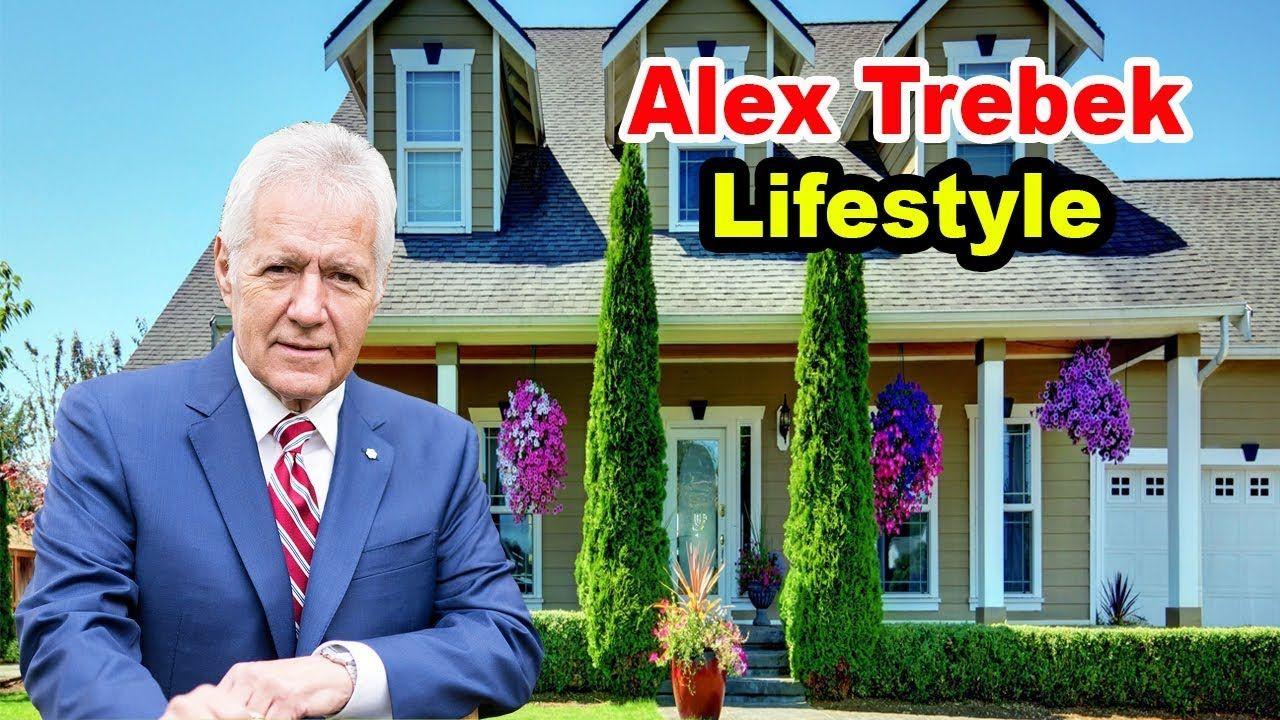 Alex Trebek Lifestyle Girlfriend Family Net Worth House Car