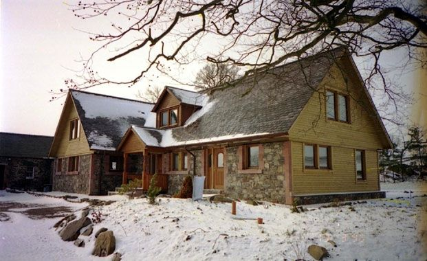 Scottish Country Style Kit Home Supplier The Swedish