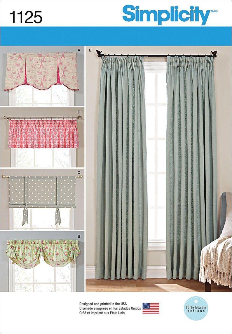 Simplicity Window Treatments One Size Us1125os Verticalblindshack
