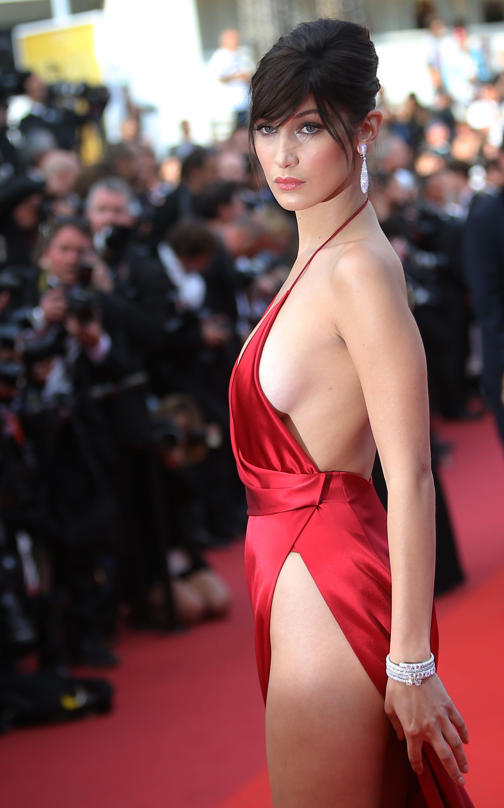 Sideboobs Bella Hadid naked (51 photo), Ass, Leaked, Boobs, lingerie 2019