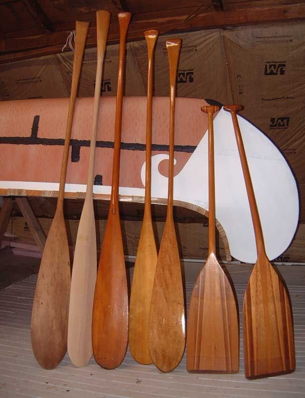 canoe paddle templates feedback requested wooden boats
