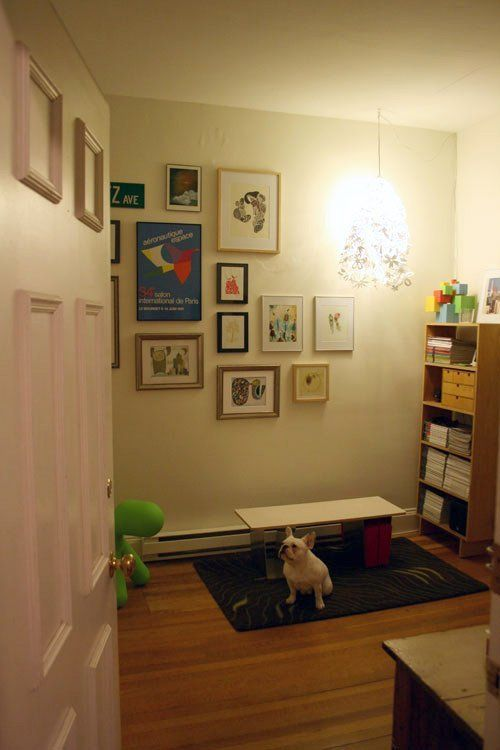 Awesome How To Hang Art In A Group That Can Grow U2014 Home Hacks .