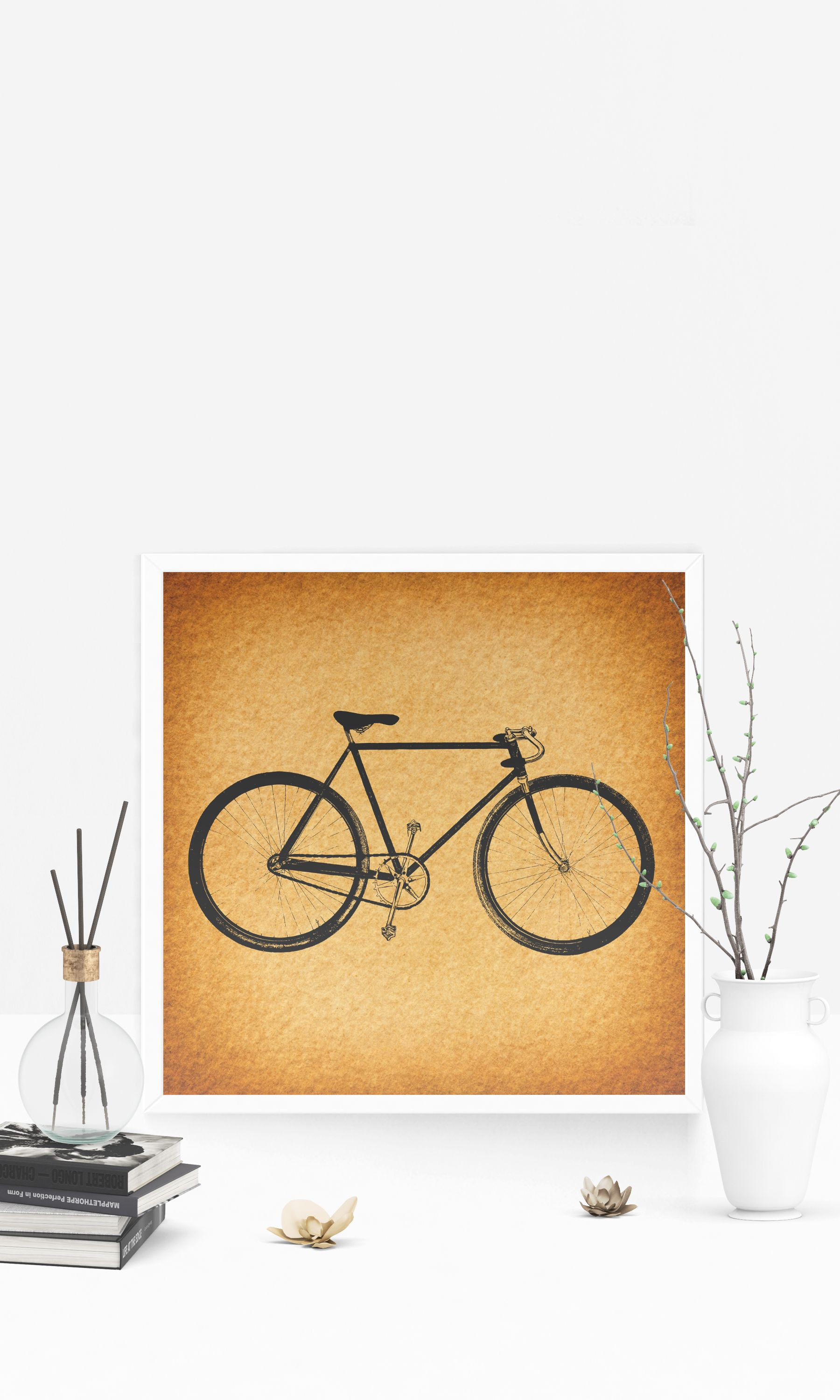 Famous Bicycle Metal Wall Art Elaboration - All About Wallart ...