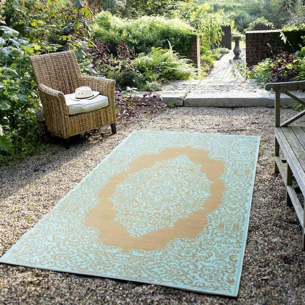 Perserteppich modern  Orientteppich modern - Outdoor-Teppich