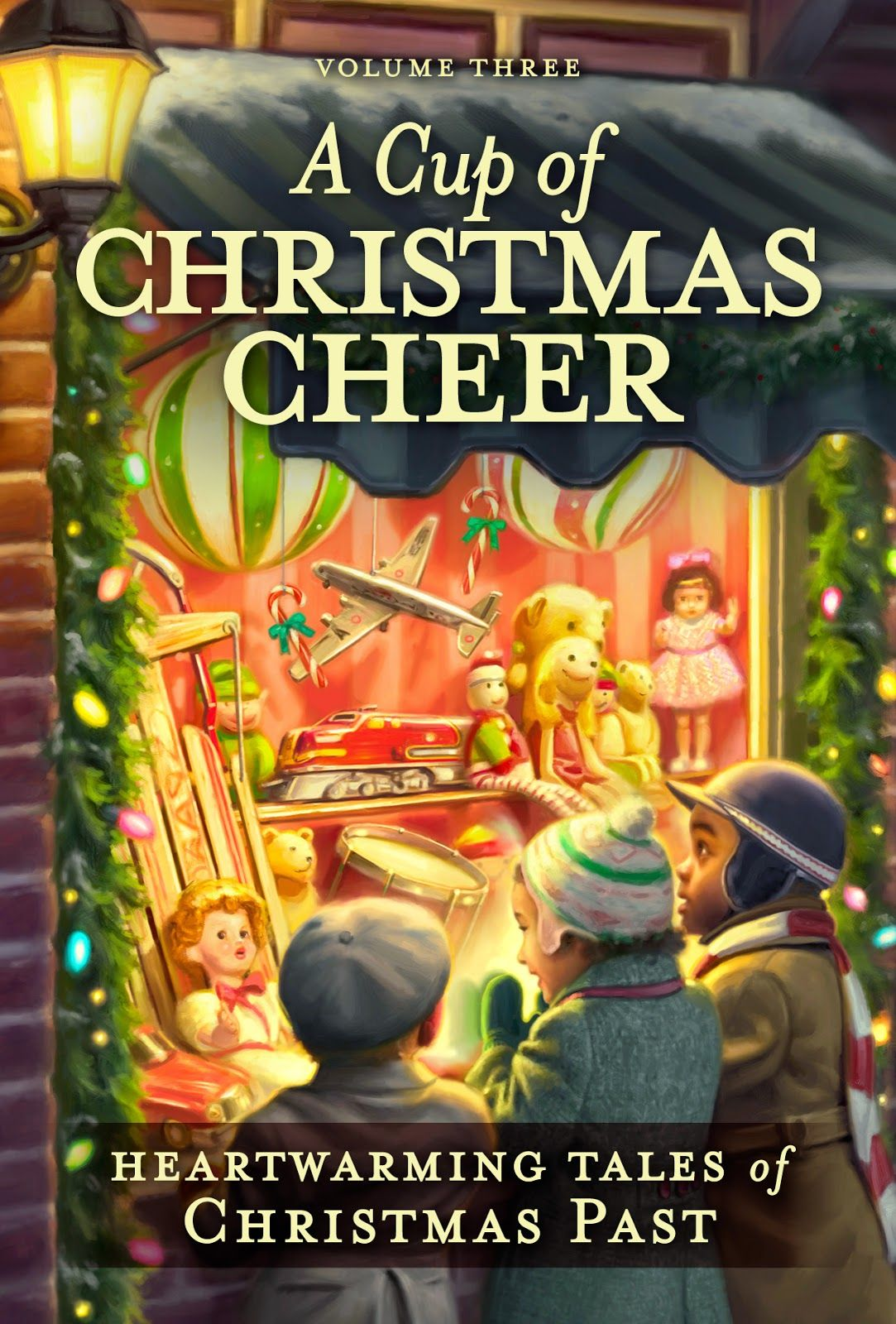 A Cup of Christmas Cheer Debbie Lynne Costello Livres