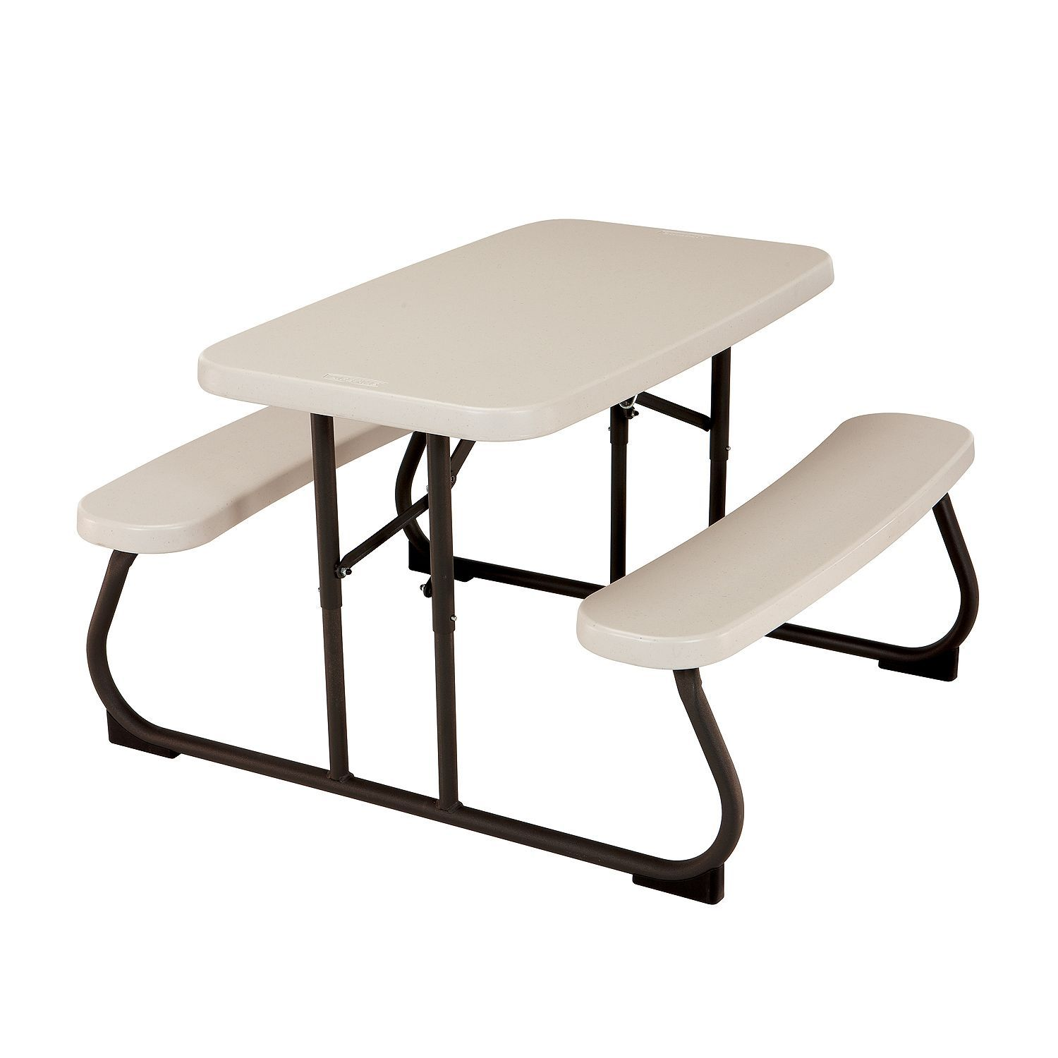 Lifetime 32 5 Quot Kids Folding Picnic Table Almond Sam S