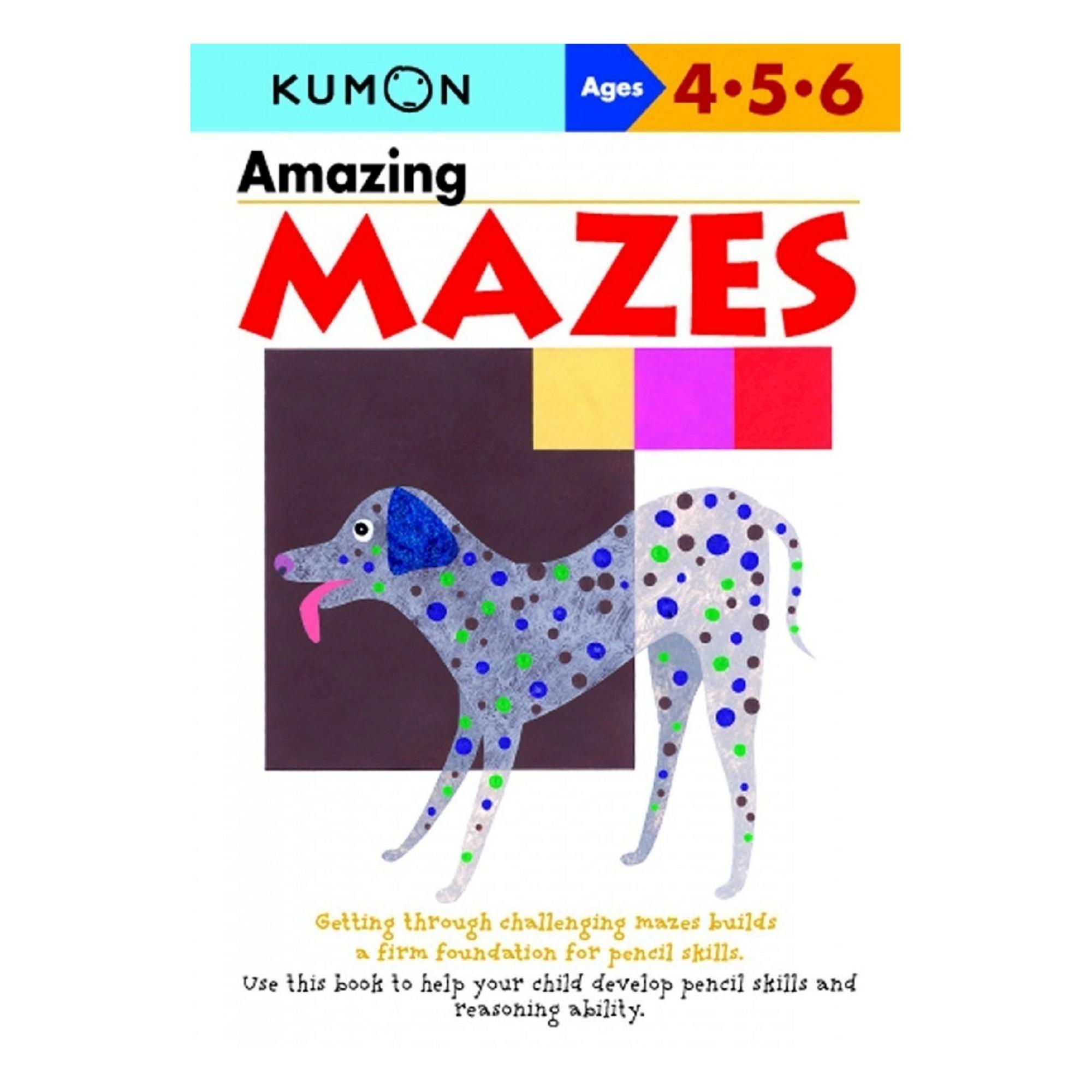 Amazing Mazes Original Paperback By Shinobu Akaishi