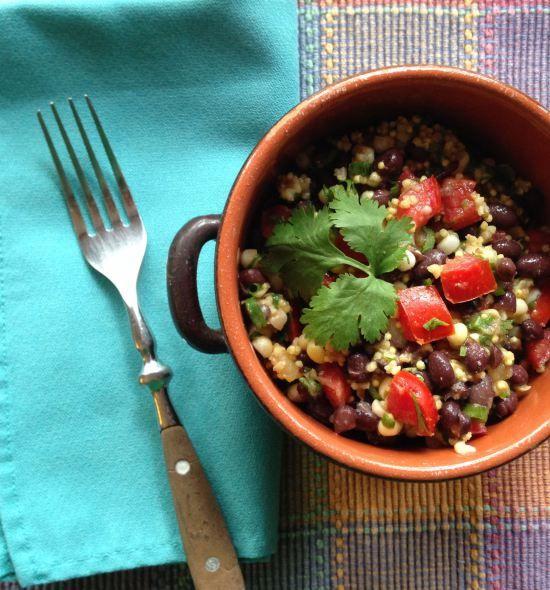 QuinoaBeanSalad