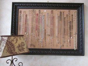 rosary display frame