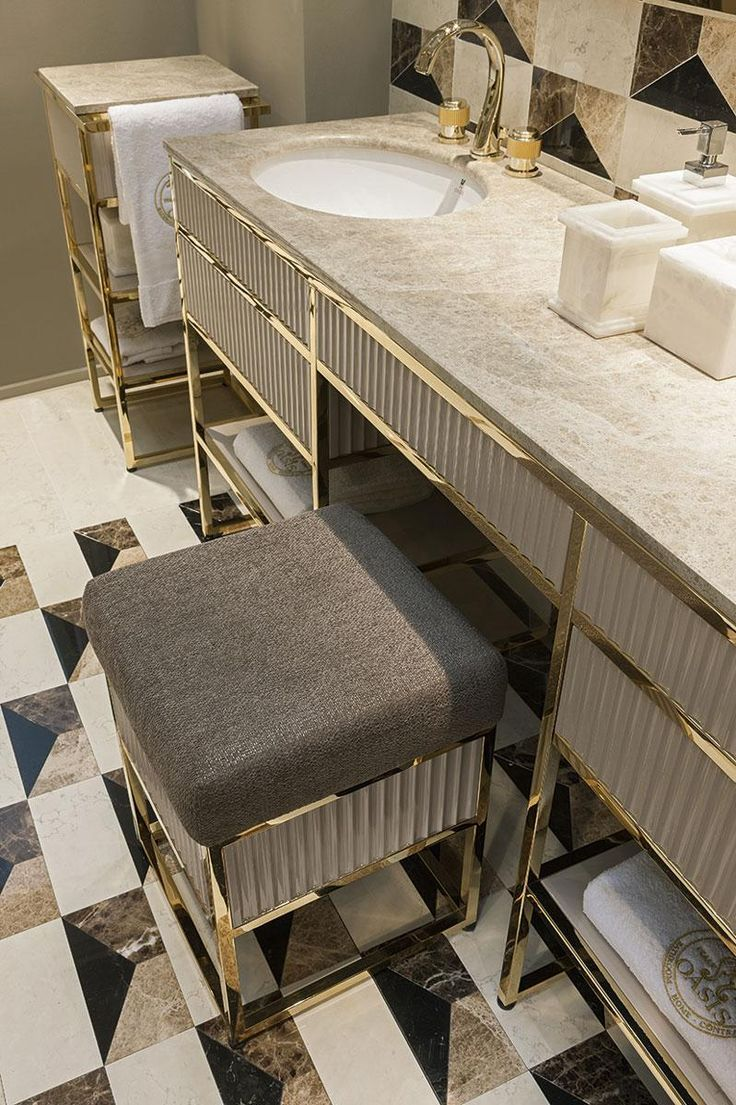 Photo of Academy collection of luxury bathroom furniture by Oasis