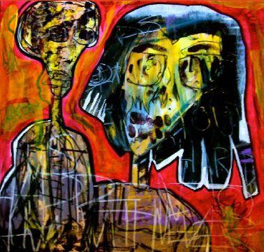Davey Cadaver--Emerging Artist Magazine