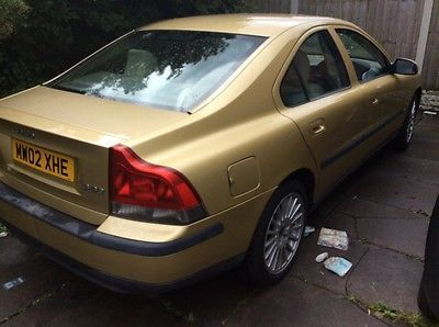 eBay: Volvo S60 D5 remapped 210bhp spares or repairs #carparts ...
