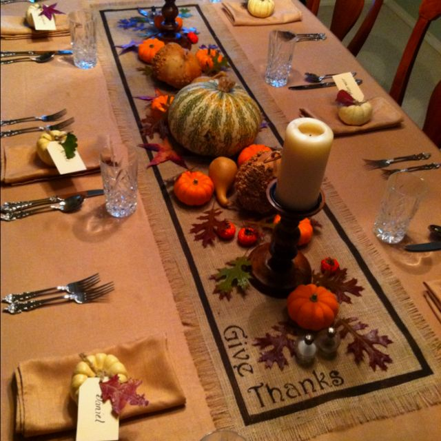 #couponsandkids #thanksgiving beautiful thanksgiving table ...