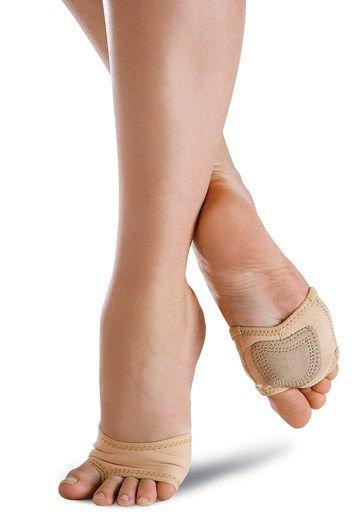 Modern Dance Half Sole shoe 8 colors Danshuz Sandal Lyrical