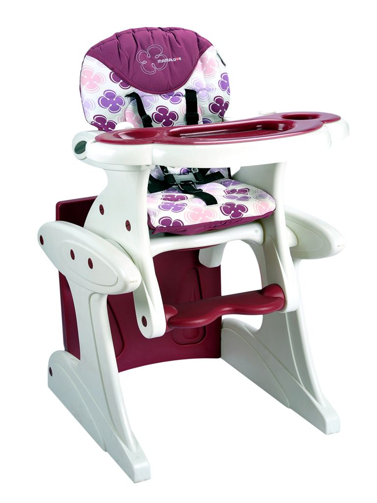 16 cute baby high chairs for boys and girls awesome meemee purple solid plastic material