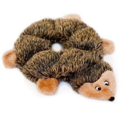 Zippypaws Loopy 6 Squeaker Plush Dog Toy Hedgehog Have One And