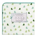 SwaddleDesigns Ultimate Receiving Blanket in adorable little chicks! So cute.