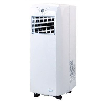 Newair 10 000 Btu Portable Air Conditioner With Heater And Remote Travel Trailer Floor Plans Remodeled Campers Air Conditioner With Heater