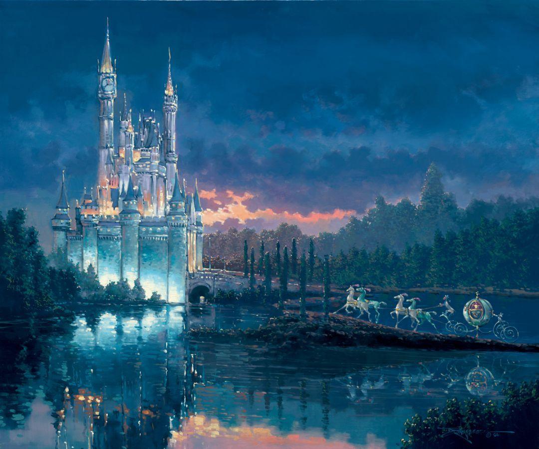 Cinderella Castle Clip Art | ... > Rodel Gonzalez > Rodel Gonzalez - Moments Away - Cinderella Castle