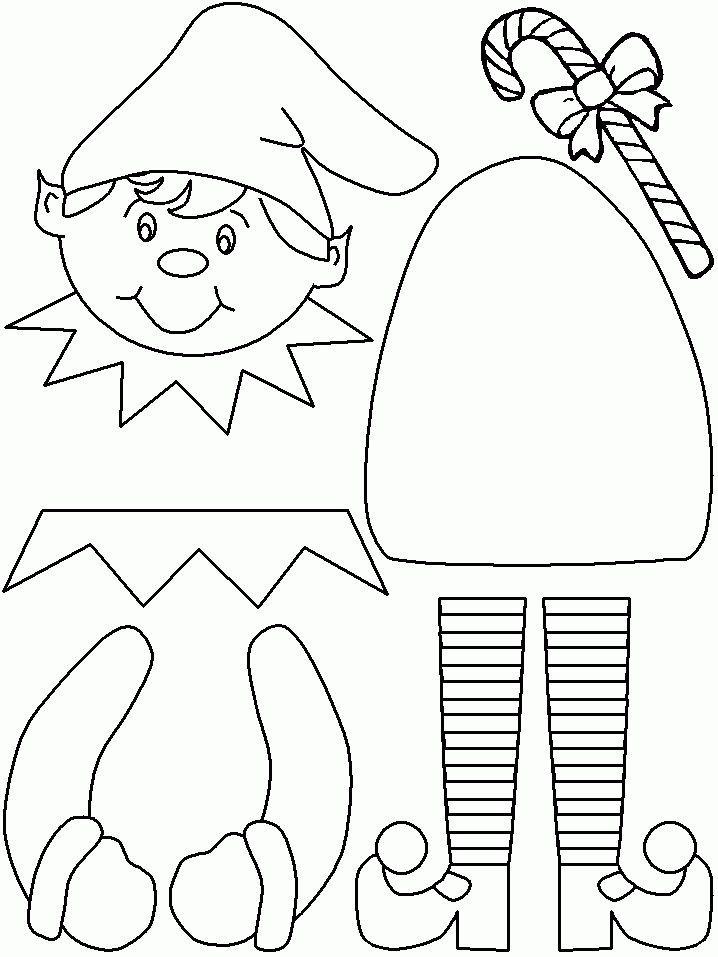 You can look new details of Printable Christmas Crafts For