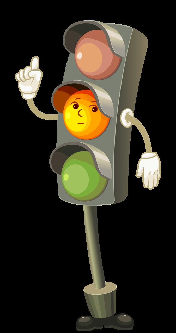 Детские картинки с светофором