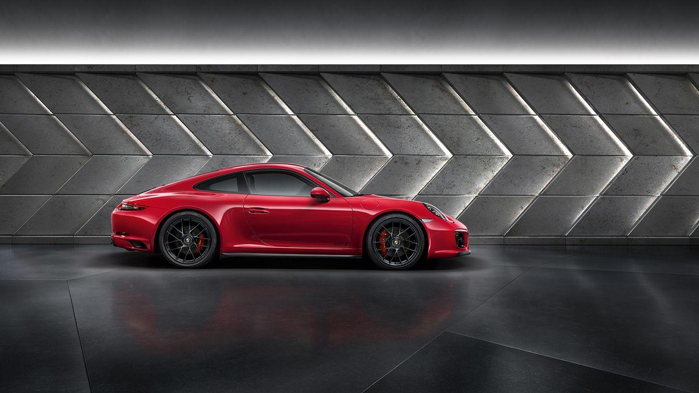 991 Porsche Gts On Behance Porsche Gts Porsche Porsche 911 Gts Porsche cars hd red behance images
