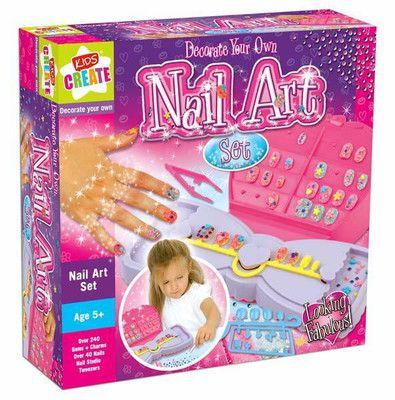 Kids Nail Art Sets Google Search Nail Art Pinterest Nail Art Set