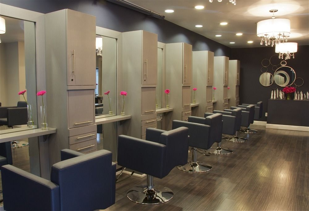 Indigo Salon | Spa & Salon | Beauty salon decor, Salons, Beauty ...