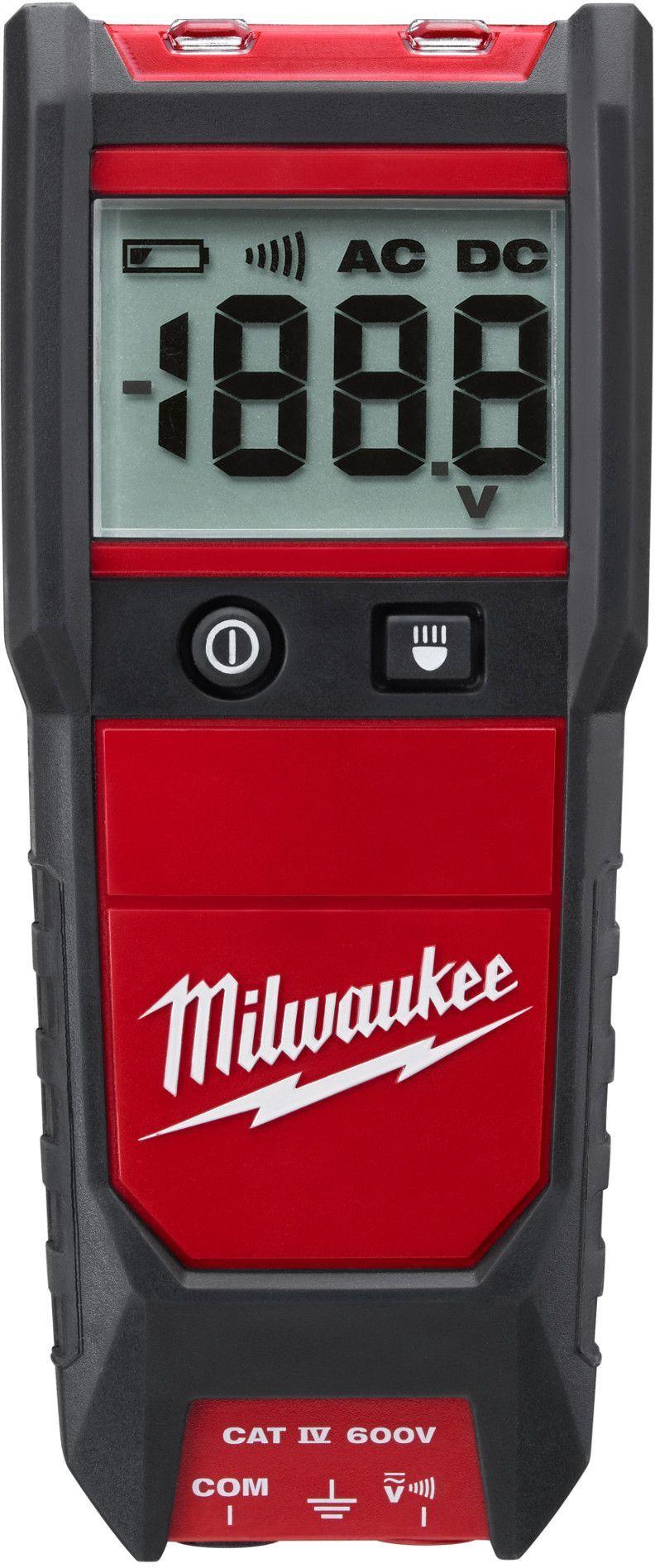 Milwaukee 221220 auto voltage continuity tester