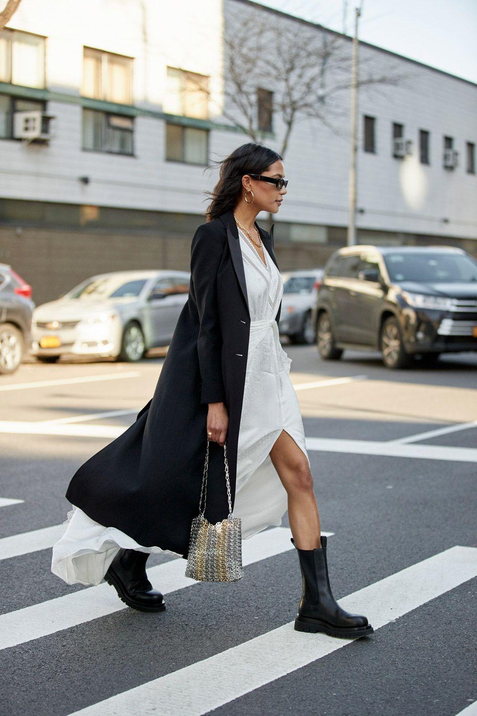 Tjedan Mode U New Yorku Donio Je Najbolje Street Style Kombinacije In 2020 Cool Street Fashion Autumn Street Style Street Style Trends