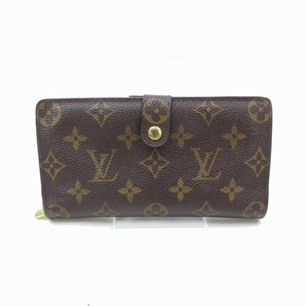Authentic Louis Vuitton Long Wallet Porte Tresor
