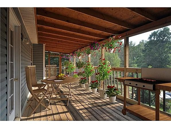#zillow my old screen porch in TN